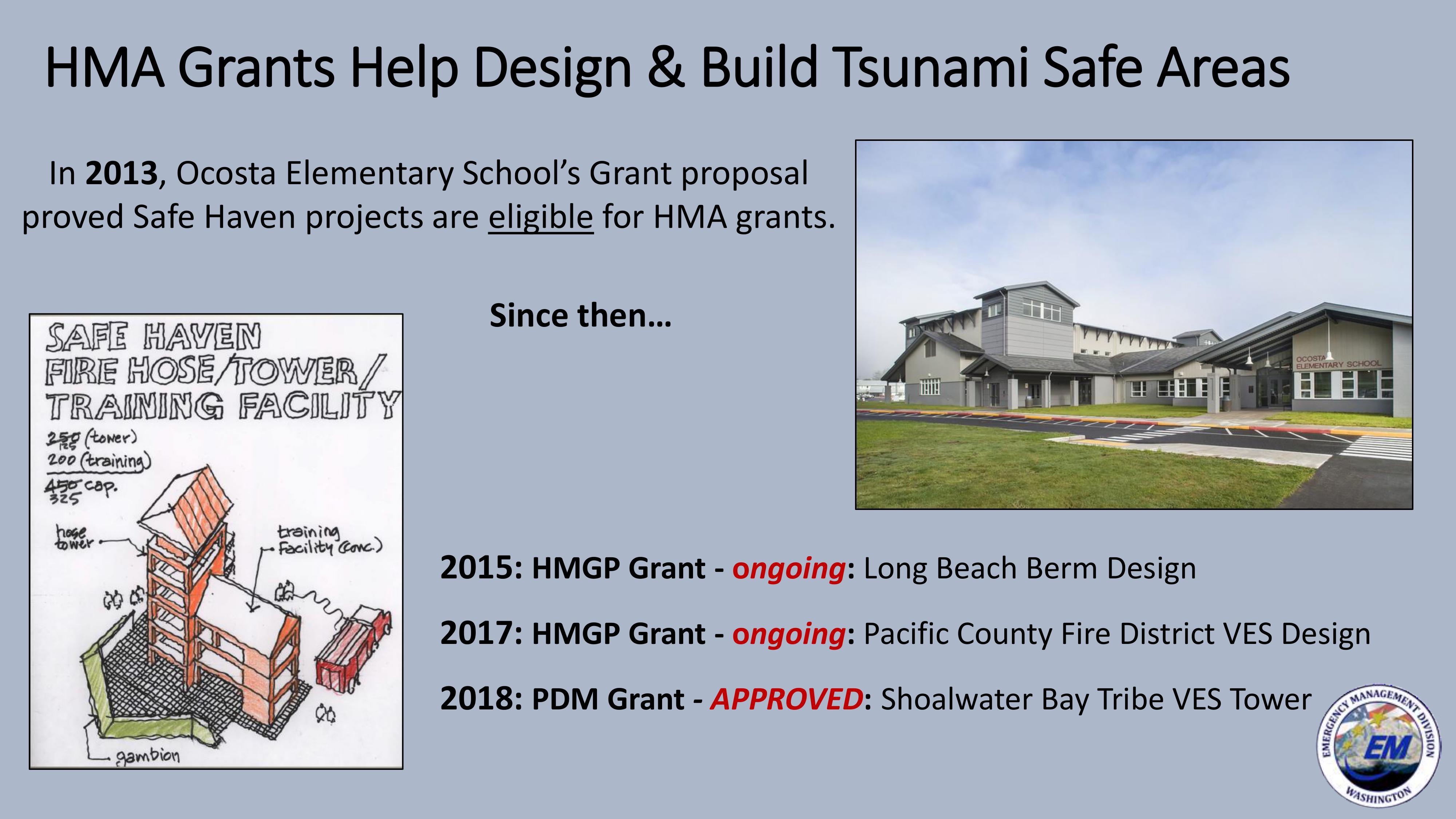 Celebrating a new tsunami vertical evacuation refuge for the