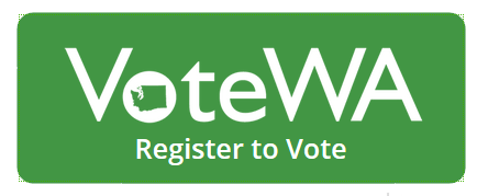 VoteWA Register to vote green button